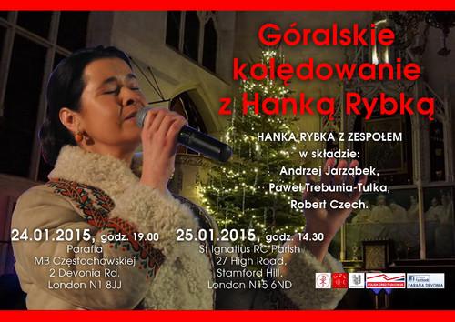 Koncert Hanki Rybki w Lublinie
