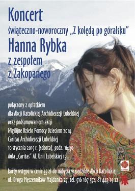 hanka rybka Lublin