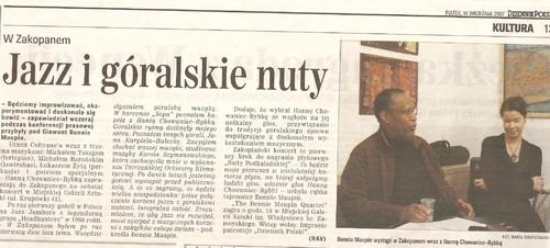 Dziennik Polski 14 września 2007