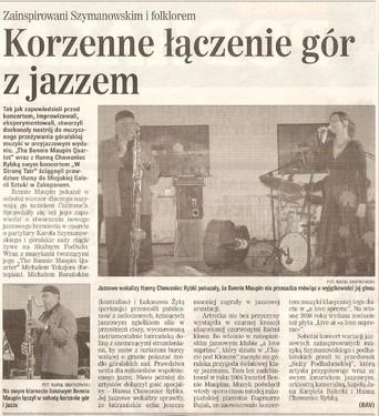 Dziennik Polski 17 września 2007