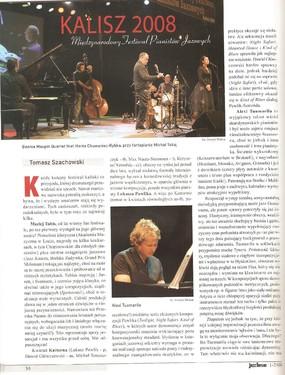 Jazz forum 1-2 2009