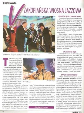 Jazz forum 6 2008