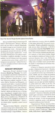 Jazz forum 6 2012