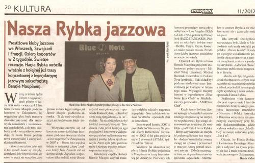 Tygodnik Podhalański 2012