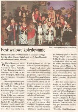 Tygodnik Podhalański 2013